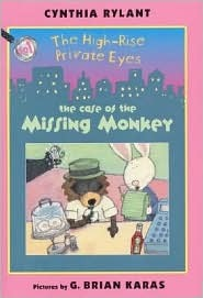 The Case of the Missing Monkey (High-Rise Private Eyes, #1)