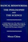 Radical Behaviorism: The Philosophy and the Science
