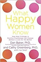 What Happy Women Know