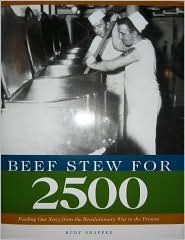 Beef Stew for 2500