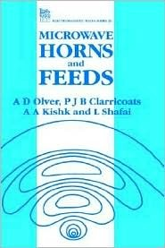 Microwave Horns And Feeds Electromagnetic Waves By A