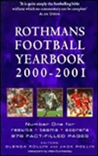 Rothmans Football Yearbook: 2000-2001