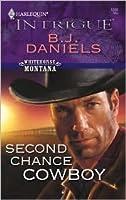 Second Chance Cowboy (Whitehorse Montana, #6)