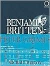 Benjamin Brittens Operas Michael  Wilcox