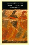 Greek Literature: An Anthology: Translations from Greek Prose and Poetry