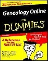 Genealogy Online for Dummies