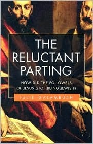 The Reluctant Parting by Julie Galambush