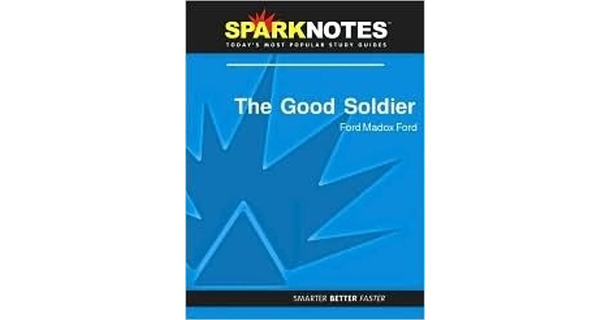 the good ier by sparknotes