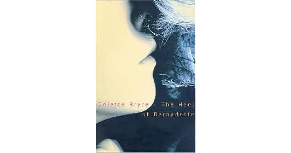 heel of bernadette bryce colette