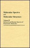 Molecular Spectra and Molecular Structureinfrared and Raman S... by Gerhard Herzberg