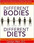 Different Bodies, Different Diets: Introducing the Revolutionary 25 Body Type System