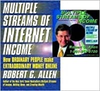 Multiple Streams of Internet Income,: How Ordinary People Make Extraordinary Money Online [With CDROM]