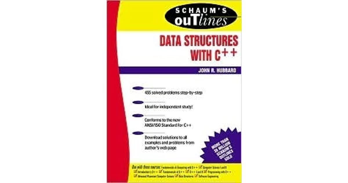 Data Structures Schaumms Outline Series Pdf