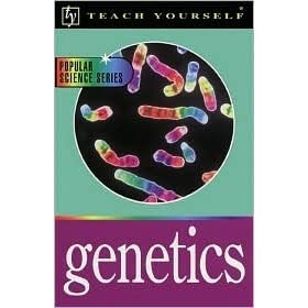 Teach Yourself Genetics By Morton Jenkins