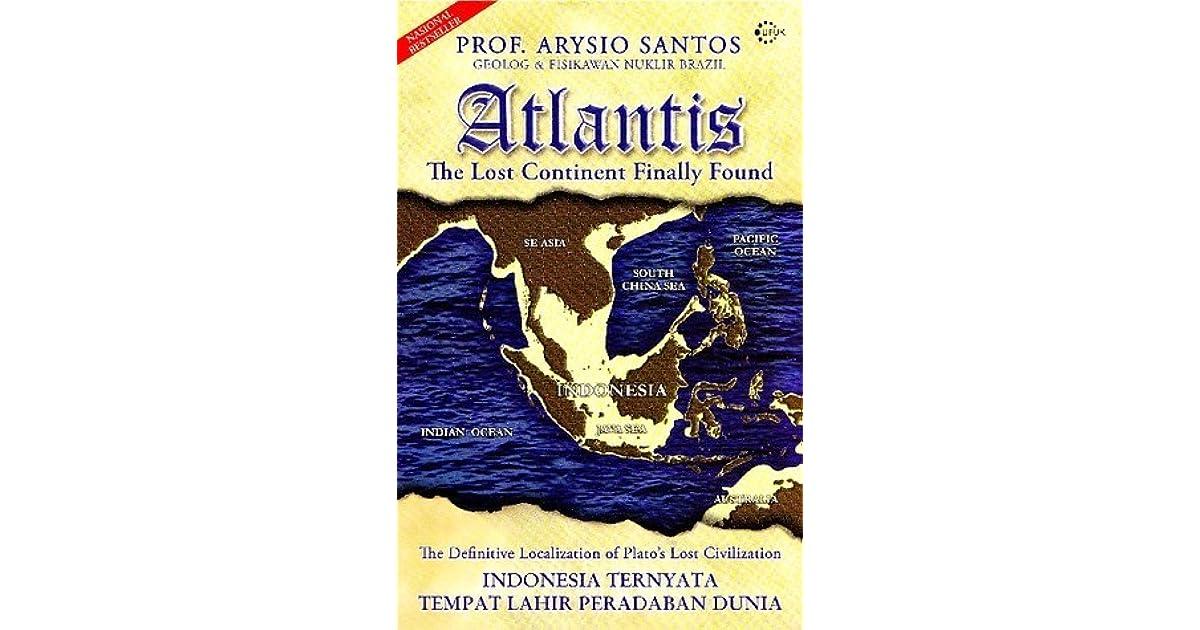 Atlantis nusantara ebook peradaban download