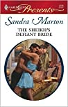 The Sheikh's Defiant Bride (Sheikh Tycoons, #1)