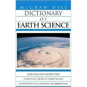 McGraw-Hill Dictionary of Earth Sciences