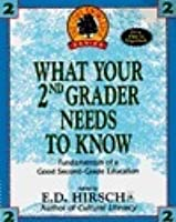 WHAT YOUR SECOND GRADER NEEDS TO KNOW (The Core Knowledge Series. Resource Books for Grades One Throu)