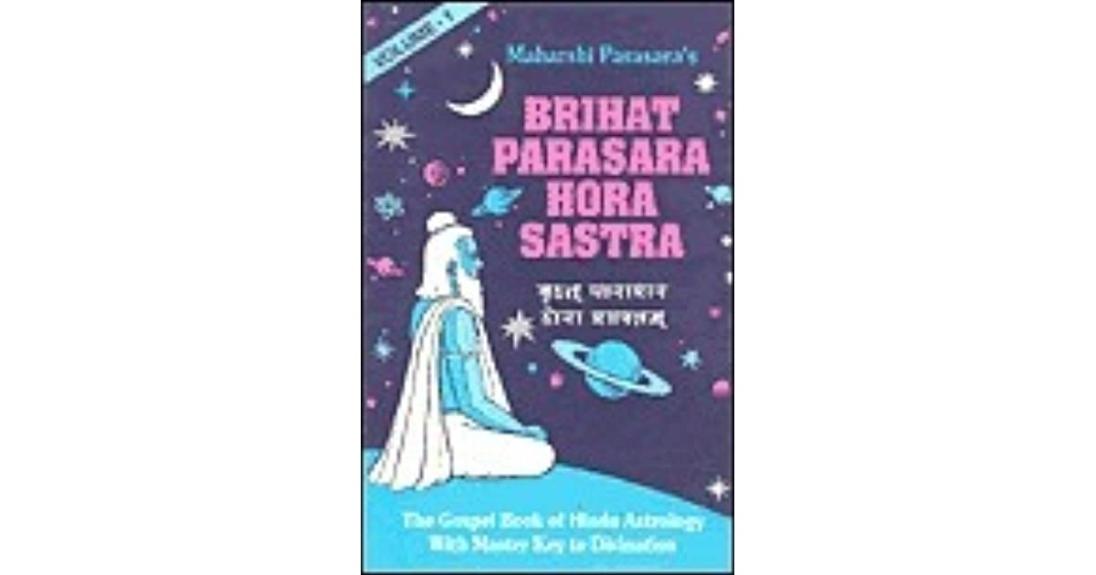Brihat Parashara Hora Shastra Ebook