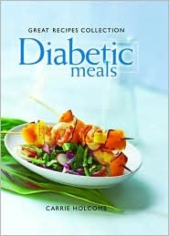 Diabetic Meals By Carrie Holcomb