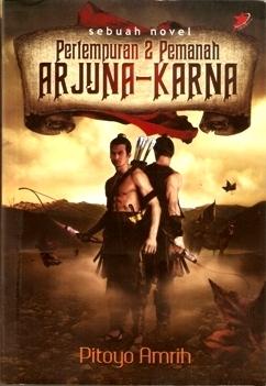 Pertempuran 2 Pemanah ARJUNA-KARNA