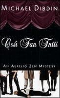 Cosi Fan Tutti (Aurelio Zen, #5)
