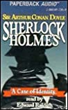 A Case of Identity (The Adventures of Sherlock Holmes, #3)