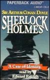 A Case of Identity - a Sherlock Holmes Short Story