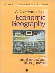 A Companion to economic geography
