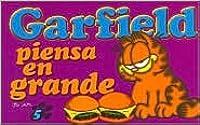 Garfield Piensa En Grande