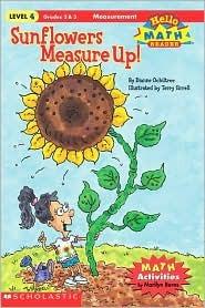 Sunflowers Measure Up!
