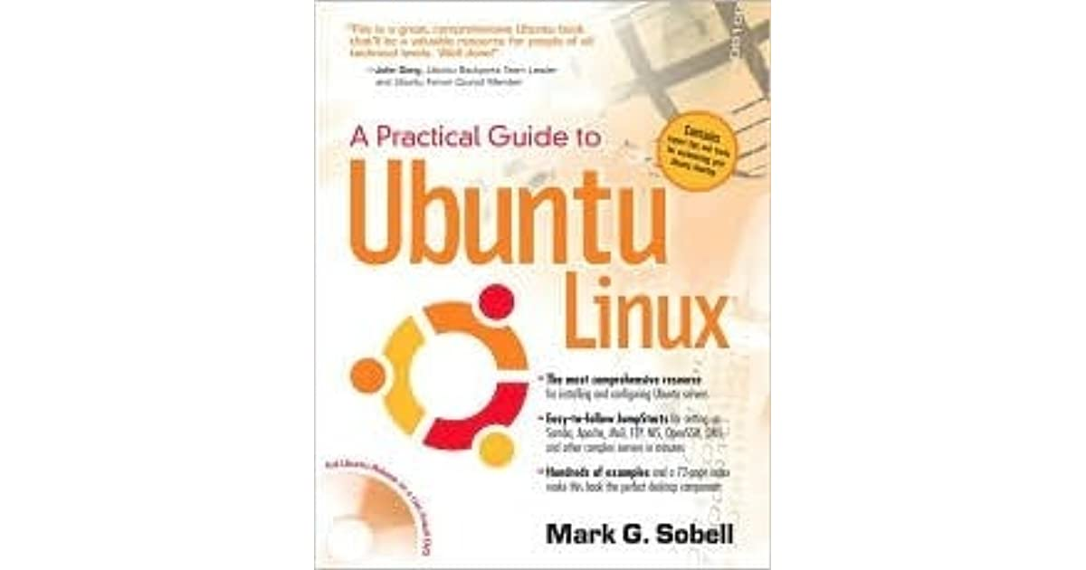 A Practical Guide To Ubuntu Linux By Mark G Sobell