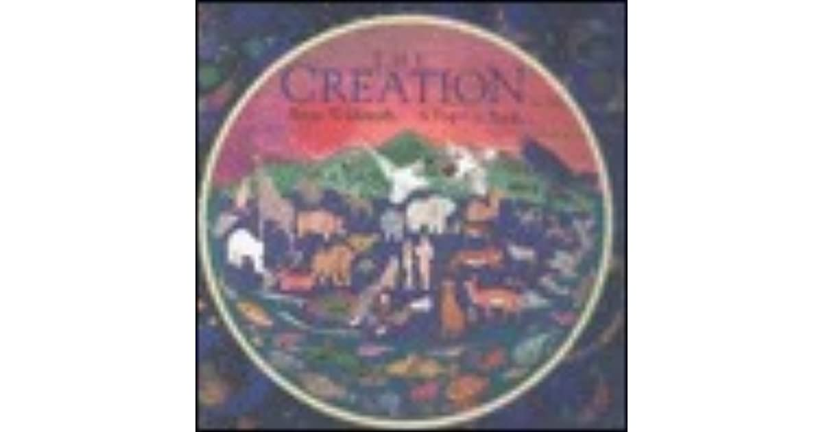 766d788fb9e660 Creation  A Pop-Up Book by Brian Wildsmith