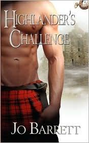 Highlander's Challenge (Challenge, #1)