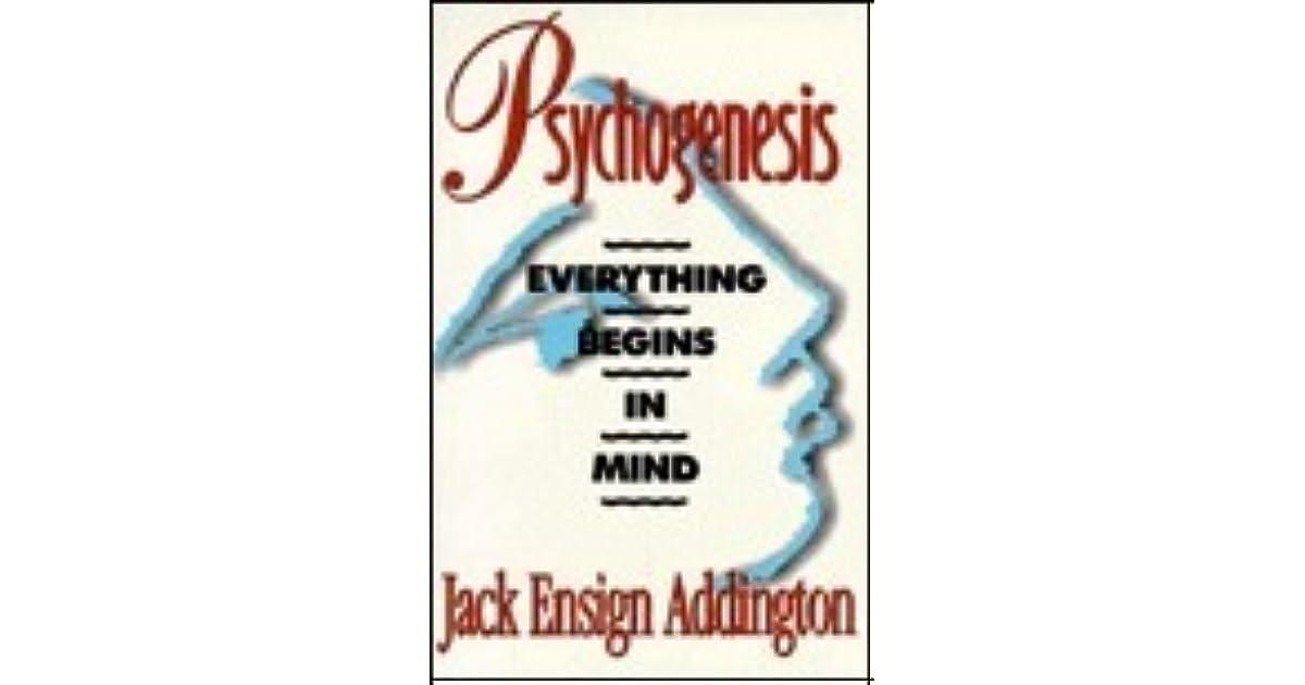 PsychogenesisEverything Mind Jack Begins in Addington by rthdsxCQ