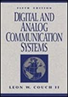Digital and analog communication systems by leon w couch get a copy fandeluxe Gallery