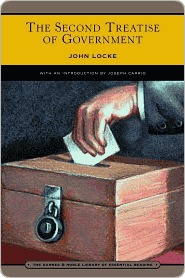 The Second Treatise of Government by John Locke