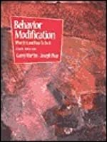 Behavior modification what it is and how to do it by garry l martin behavior modification what it is and how to do it fandeluxe Image collections