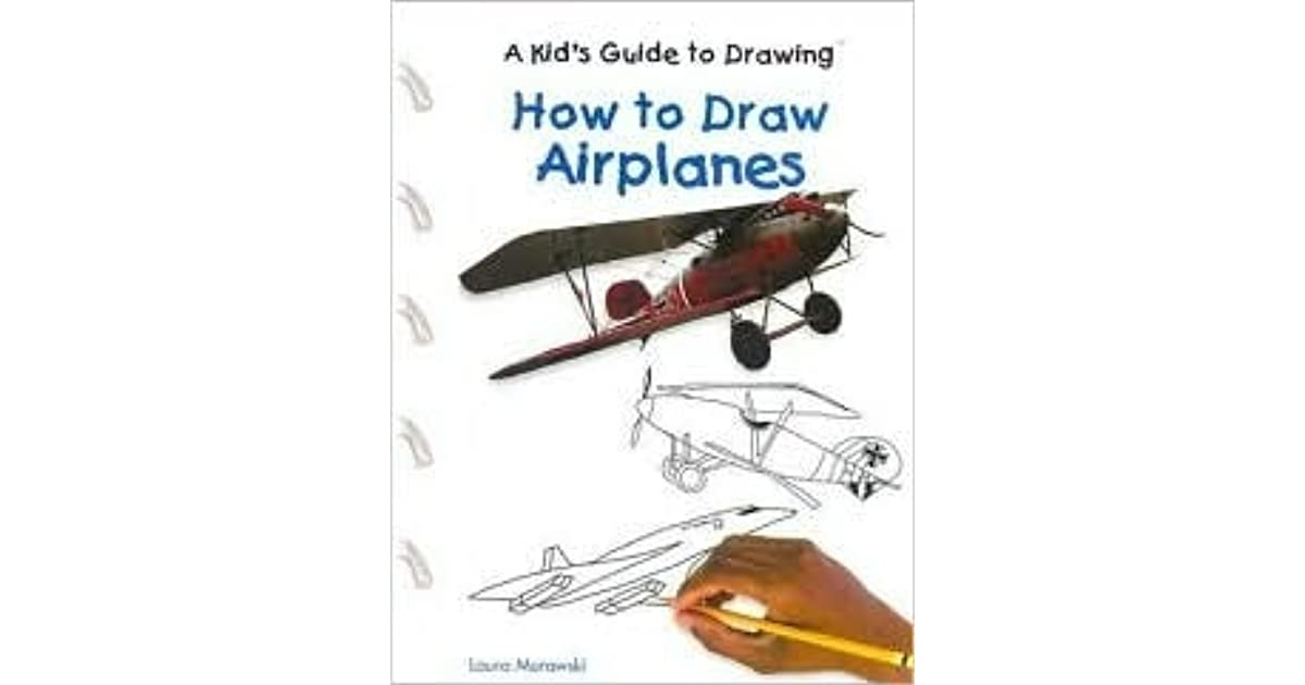 How To Draw Airplanes By Laura Murawski