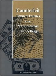 Counterfeit Deterrent Features for the Next-Generation Currency Design