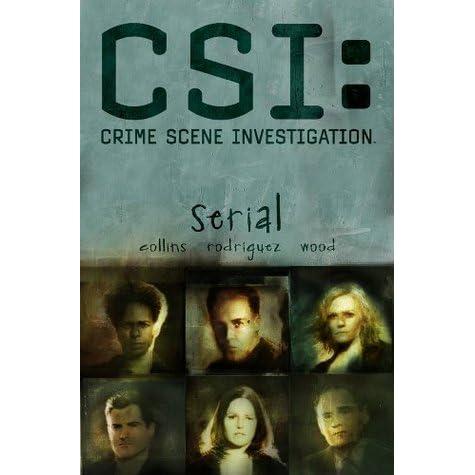 Csi serial csi graphic novel 1 by max allan collins fandeluxe Document