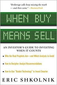 When Buy Means Sell  An Investor'