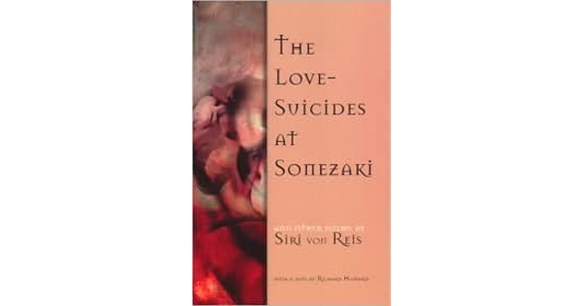 the love suicide at amijima and oroonoko comparative essay 03072015 rupert wingfield-hayes looks into what's behind japan's high suicide statistics.