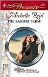 The Ranieri Bride (For Love or Money)