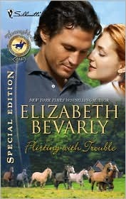 Flirting with Trouble (Thoroughbred Legacy #1)