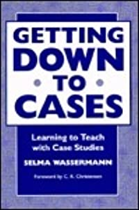 Getting Down to Cases: Learning to Teach with Case Studies