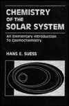 Chemistry of the Solar System: An Elementary Introduction to Cosmochemistry