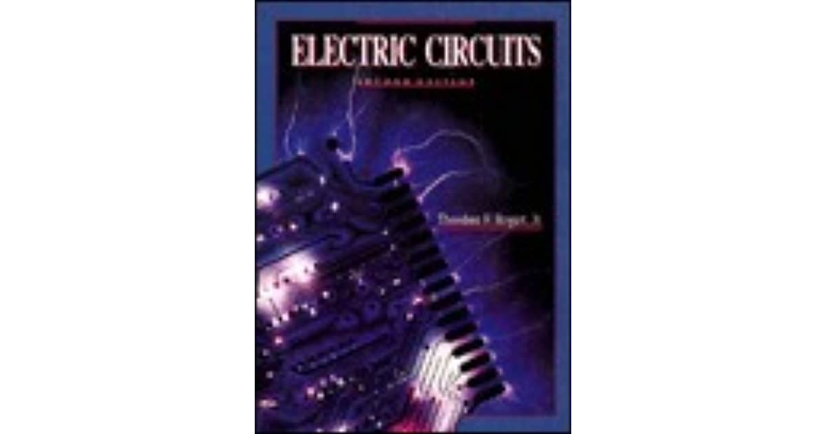 Electric Circuits by Theodore F  Bogart Jr