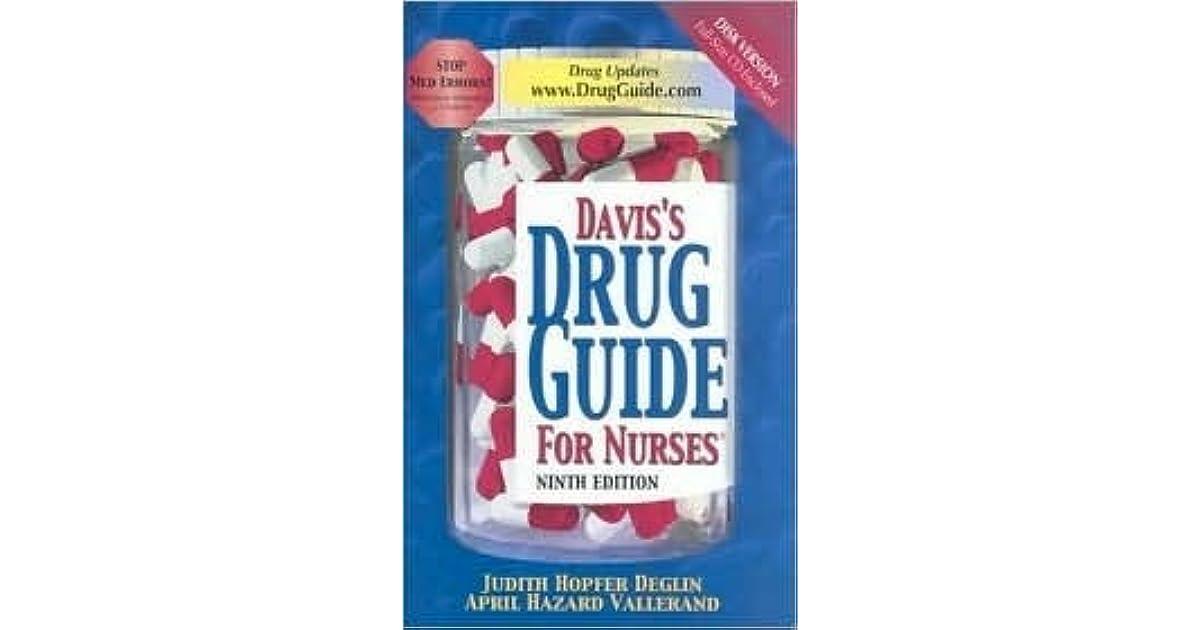 Davis's Drug Guide for Nurses, 13th edition