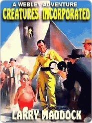Creatures Inc. [The Adventures of Webley, Alien Symboite #1]